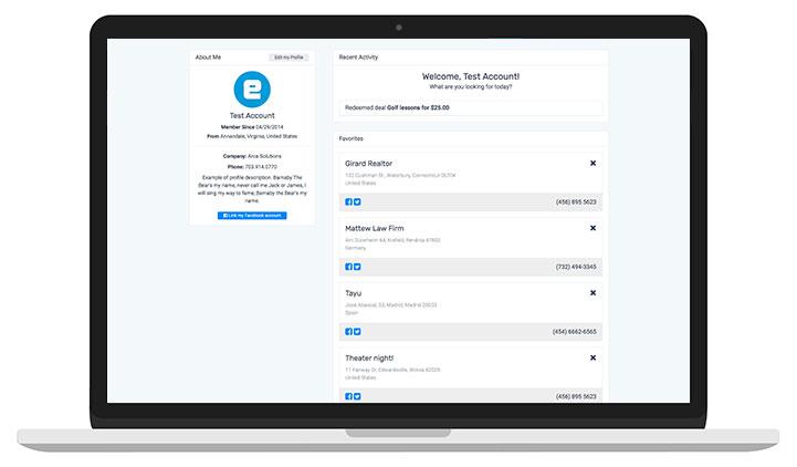 eDirectory Bookmark System