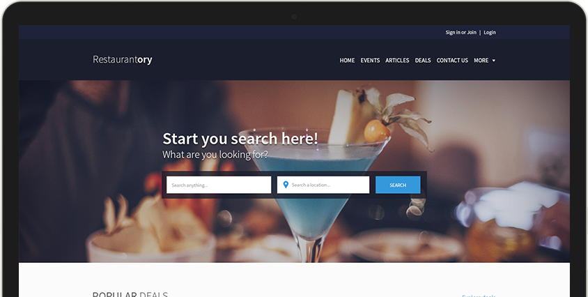 Dining guides that succeed start with eDirectory
