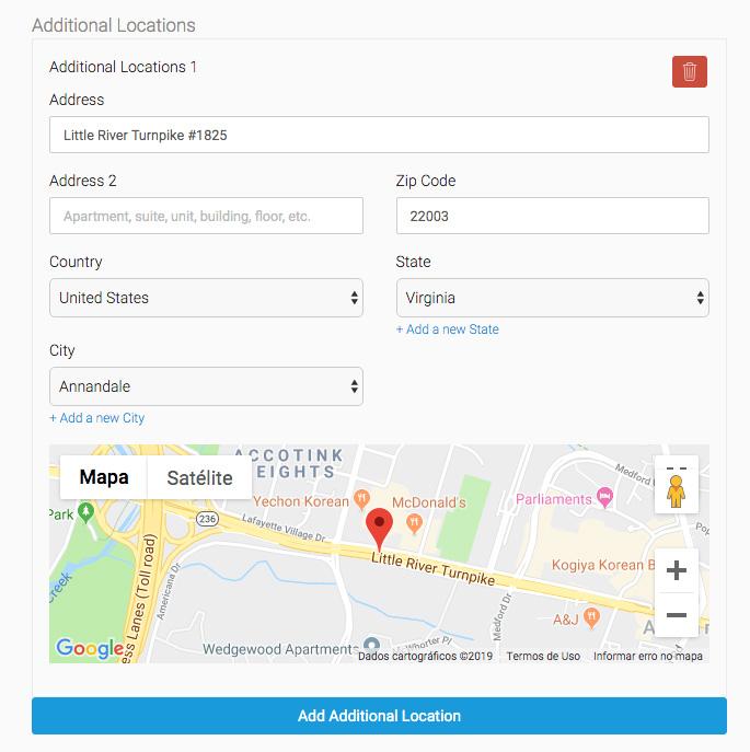 eDirectory Multiple Locations
