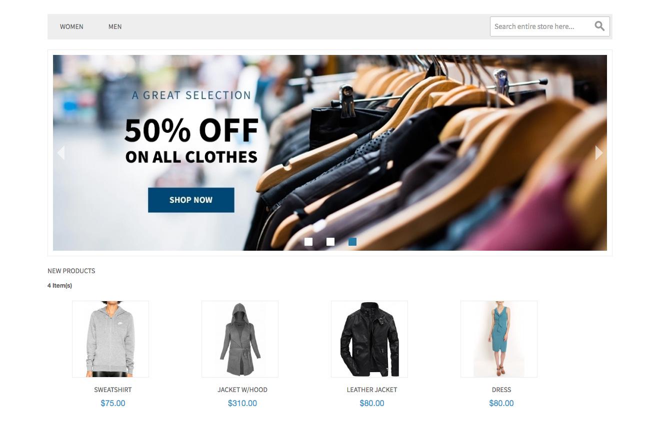 eDirectory eDirectory Storefront