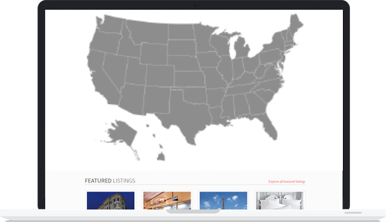 eDirectory Browse by Map