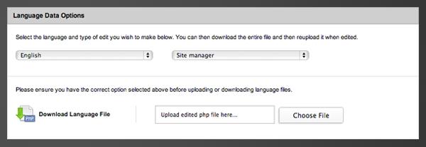 Downloading Language Data