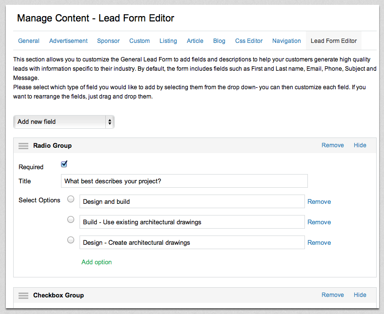 New Release With New Theme, Lead Gen Features, Google Tag Manager ...