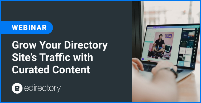 Grow Your Directory Site's Traffic with Curated Content
