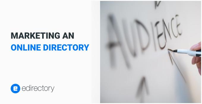 Marketing an Online Directory