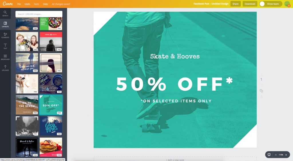 How to create awesome visual content with Canva