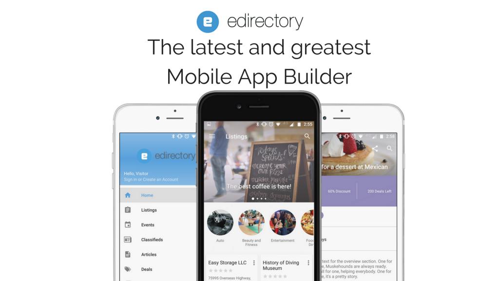 directory app builder
