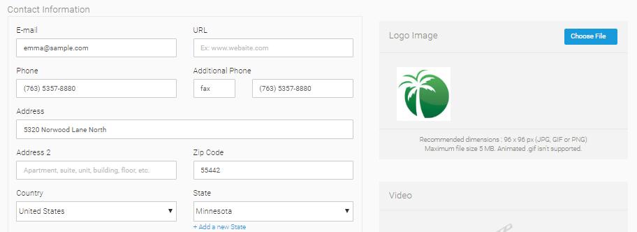 edirectory v12 logo uploader